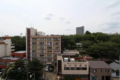 参考写真:7階からの景色