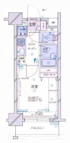 パレステュディオ銀座 / 3階 部屋画像12