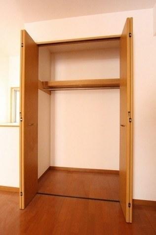参考写真:クローゼット(5階・反転タイプ)