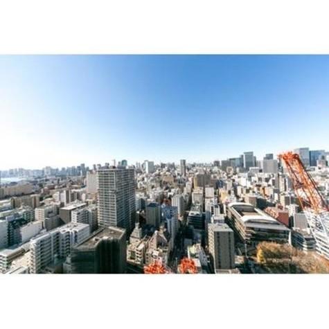 パークシティ中央湊ザタワー 2211 / 2702 部屋画像12
