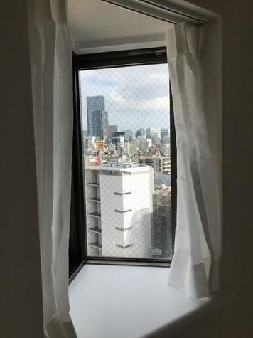 窓から六本木ヒルズ眺望可能