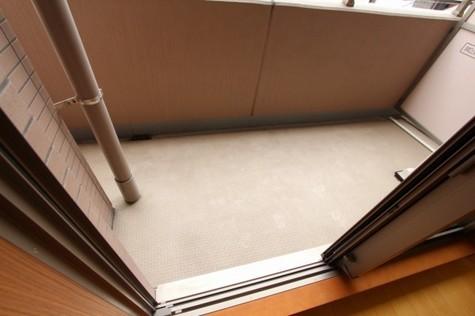 参考写真:バルコニー(3階・同タイプ)