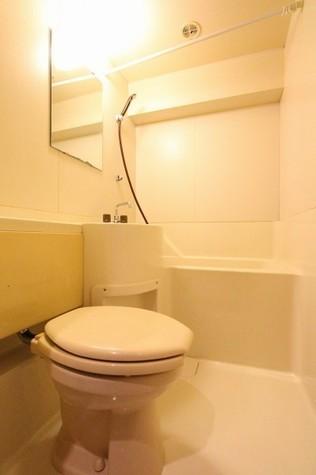 参考写真:サニタリールーム(9階・別タイプ)