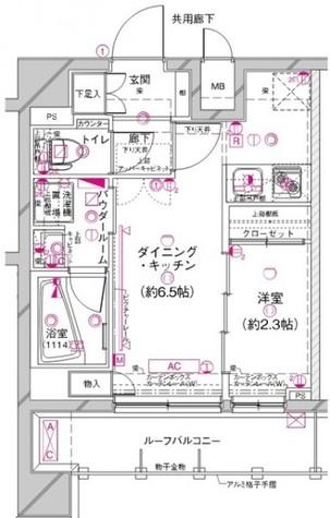 ステージグランデ早稲田 / 9階 部屋画像13