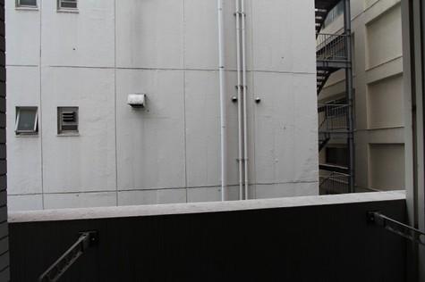 参考写真:4階バルコニーからの景色