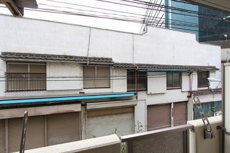 参考写真:2階からの景色
