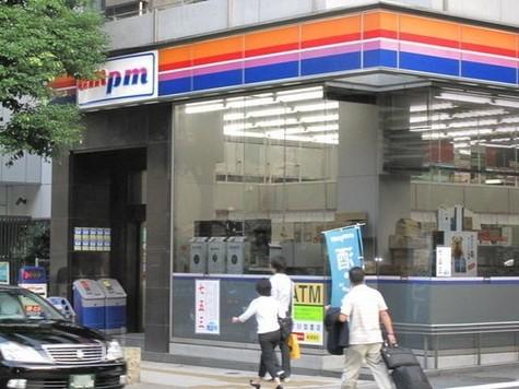 am/pm芝増上寺前店まで361m