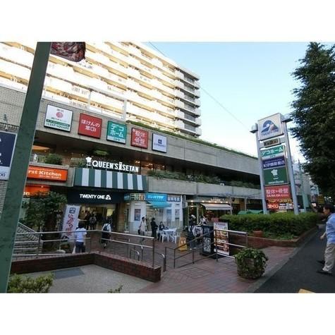 ショッピングモール21まで321m