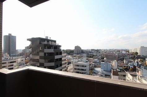 参考写真:12階・バルコニーからの景色