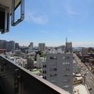 15階バルコニーの景色