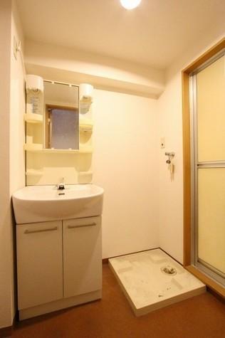 参考写真:洗面・脱衣室(5階・反転タイプ)