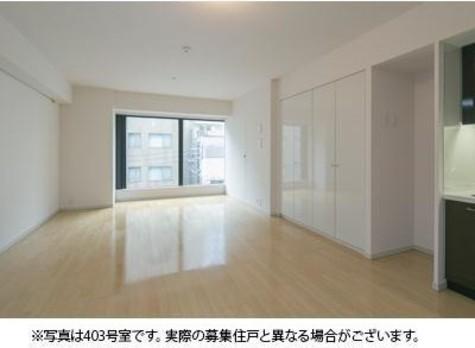 半蔵門 2分マンション / 4階 部屋画像2