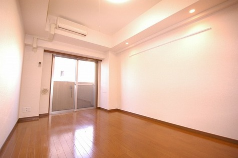 居室はゆとりの広さ