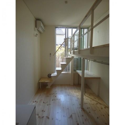 中目黒 12分アパート / 1階 部屋画像2