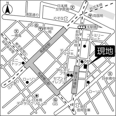ヴェルデ東日本橋 / 8階 部屋画像2