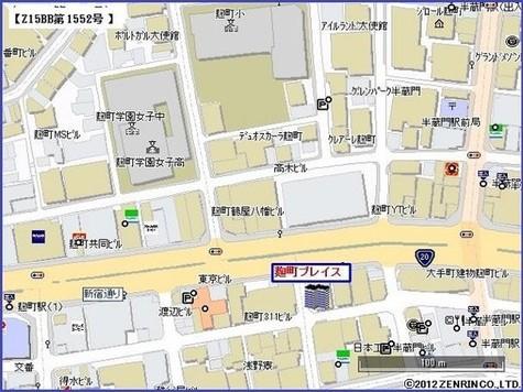 麹町プレイス / 12階 部屋画像2