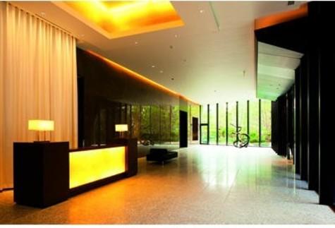 パークハビオ新宿イーストサイドタワー / A205 部屋画像2