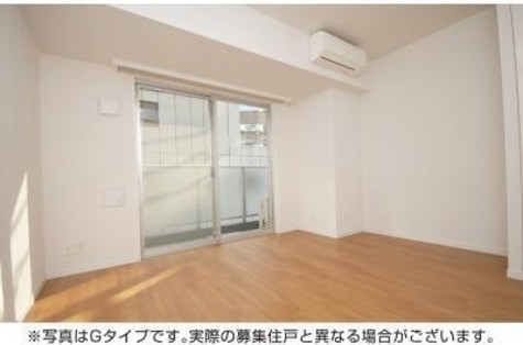 パークキューブ四谷三丁目 / 8階 部屋画像2