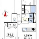 ビオトープ新戸山 / 303 部屋画像2