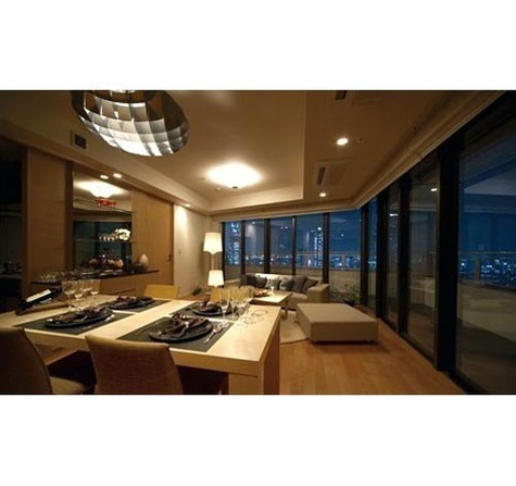 コンシェリア西新宿TOWER'SWEST / 22階 部屋画像2