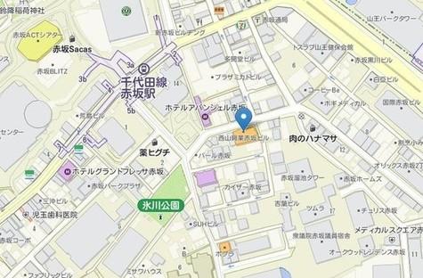 西山興業赤坂ビル / 7 Floor 部屋画像2