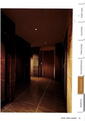 SPATIE SOLIDE MEGURO(スパシエソリデ目黒) / 5階 部屋画像2