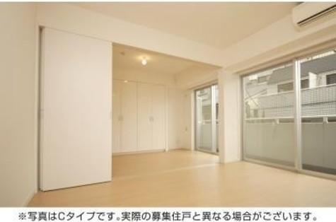 パークキューブ四谷三丁目 / 1階 部屋画像2