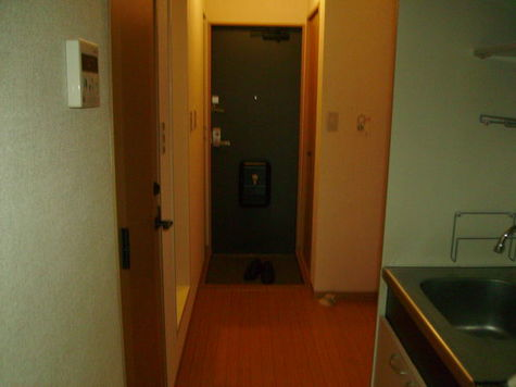 パークヴィレッジ大倉山 / 107 部屋画像2