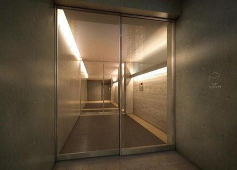 ズーム麻布十番 / 5階 部屋画像2