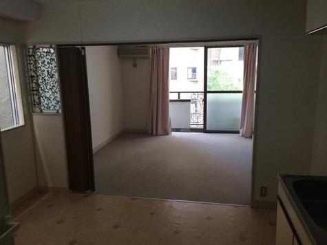 麻布十番 4分マンション / 3階 部屋画像2