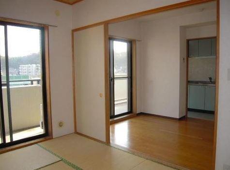 エステージ綱島Ⅱ / 3階 部屋画像2