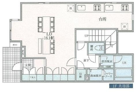 ドールマウスハウス / 4階 部屋画像2
