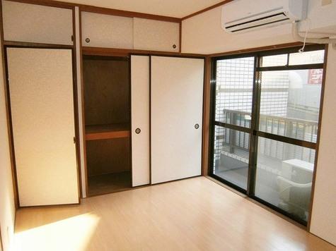 第一東京園マンション / 205 部屋画像2