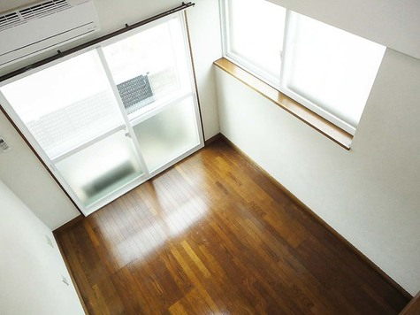 日吉 6分アパート / 205 部屋画像2