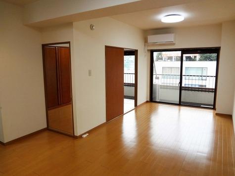 朝日石川台マンション・エイワンビル / 302 部屋画像2