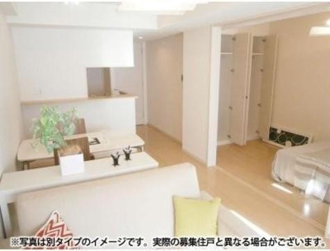 エスティメゾン四谷坂町 / 2階 部屋画像2