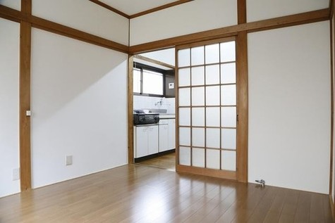 須賀荘 / 1階 部屋画像2