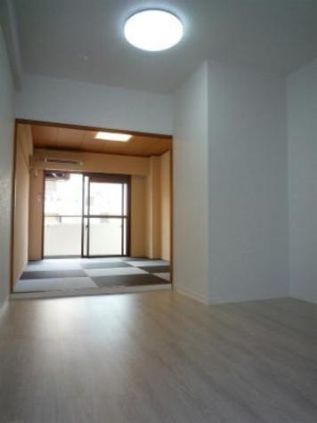 藤和ハイタウン新宿 / 6階 部屋画像2