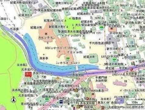 リエトコート元赤坂 / 5階 部屋画像2