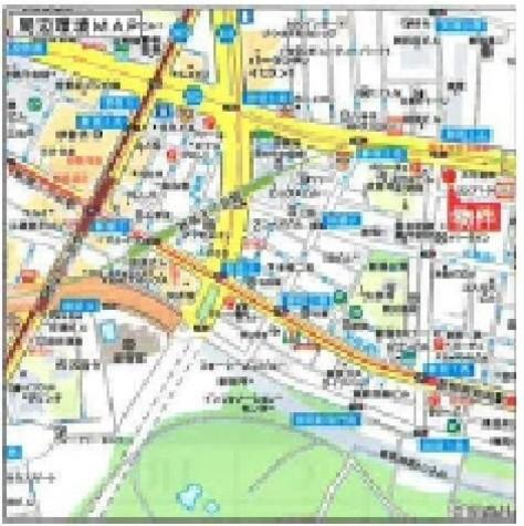 スペーシア新宿 / 1304 部屋画像2