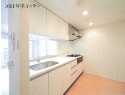 プラウドフラット神楽坂Ⅱ / 4階 部屋画像2