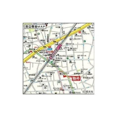 ボヌール都立大学弐番館 / 4階 部屋画像2