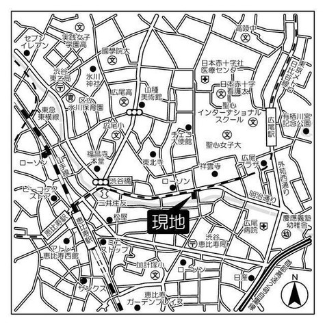 プロスペクト・グラーサ広尾 / 9階 部屋画像2