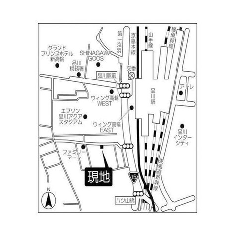 高輪三枝ビル / 1 部屋画像2