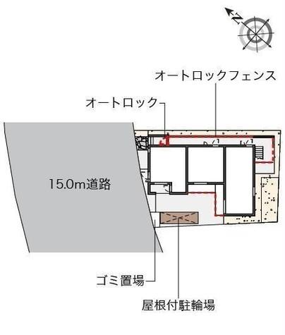 クレイノヴィレッタ中目黒 / 2階 部屋画像2