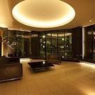 豪華なエントランスホール