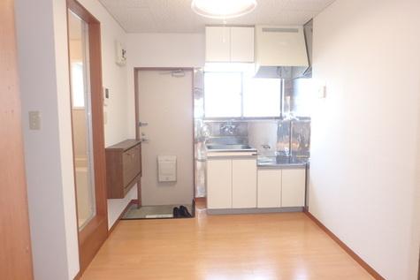 リーブル柿の木坂 / 202 部屋画像3