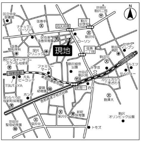 サンライズ松本No.6 / 633 部屋画像3