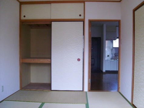 ホワイトドエル日吉 / 203 部屋画像3
