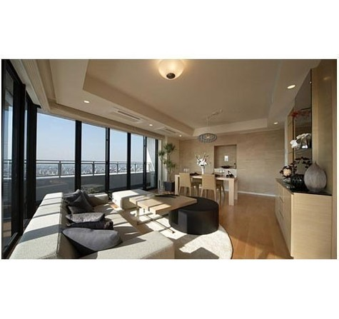 コンシェリア西新宿TOWER'SWEST / 18階 部屋画像3